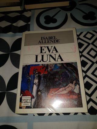 libro EVA LUNA, de Isabel Allende