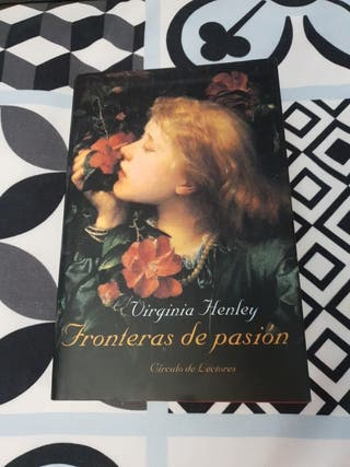 libro FRONTERAS DE PASIÓN, Virginia Henley