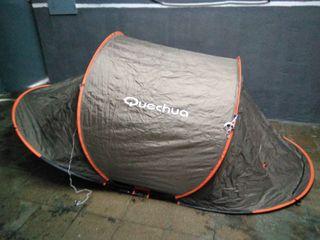 Tienda de campaña Quechua 1 second // 1 solo uso