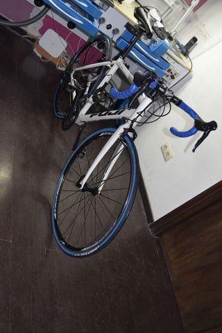 bicicleta carretera fuji