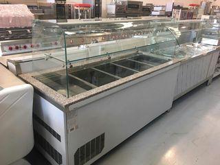 vitrinas de buffet