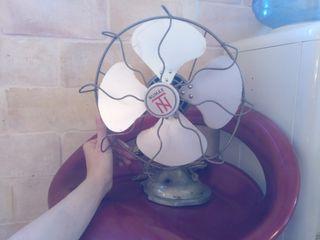 ventilador antiguo numax