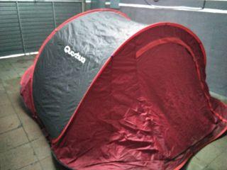 Tienda de campaña Quechua 2 seconds // Camping