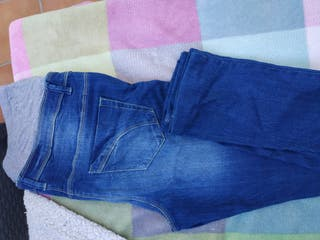 pantalon vaquero pre mama talla 38