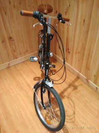 Bicicleta plegable Moma