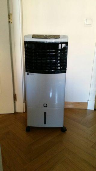 Climatizador evaporativo con calefacción 1300C