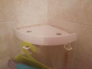 repisa/balda baño a presión