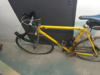 Bicicleta carreras y triatlón