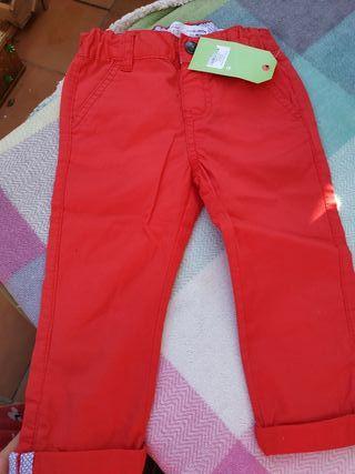 pantalon talla 12 meses - 18 m Con etiqueta
