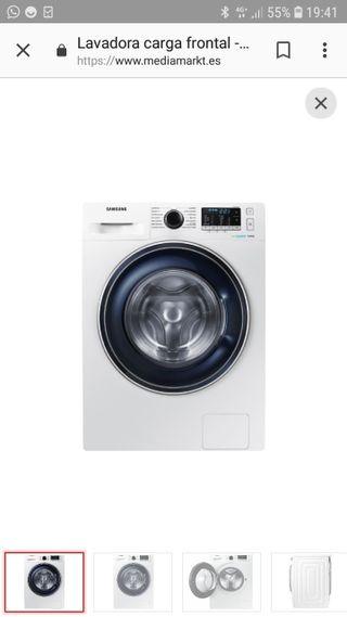 lavadora bosch nueva con garantia
