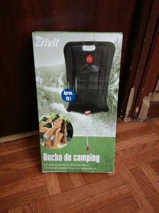 Ducha camping