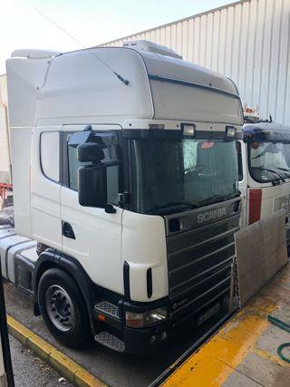 Scania 164l 480 2002