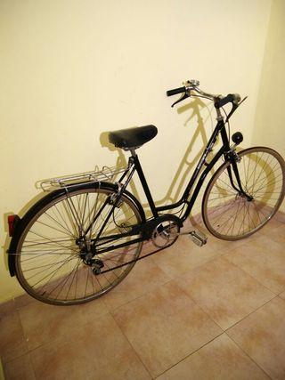 bicicleta paseo bintage