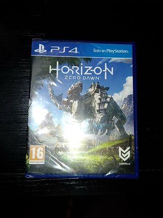 Horizon Zero Dawn (nuevo) PS4