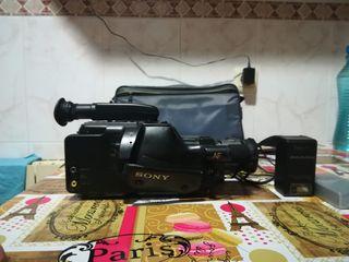 Cámara de vídeo