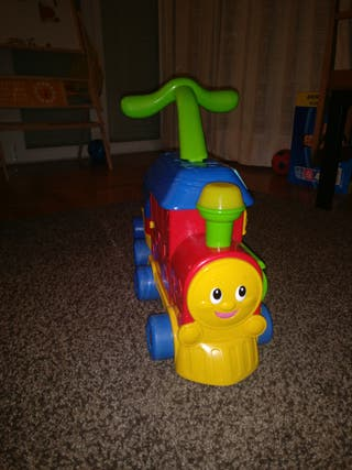 Correpasillos Tren Thomas con música