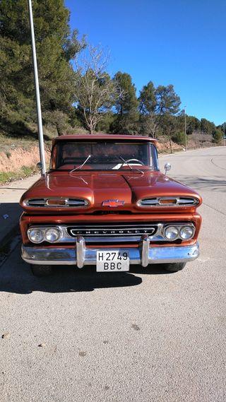Chevrolet Apache C25 1961
