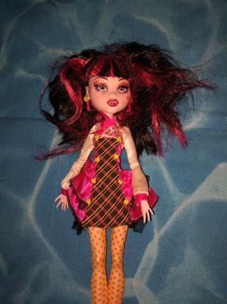 muñeca monster high Draculaura