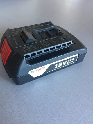 Batería BOSCH 18V -Li 1.5 Ah-NUEVA