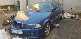 Despiece BMW 320ci 170cv e46