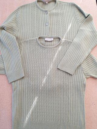 lote Jersey con chaqueta de 8s.