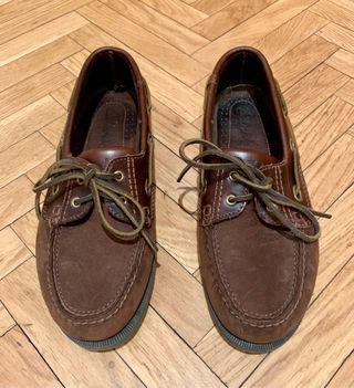 23 Caballero Segunda Mocasines Zapatos Clarks T42 De Mano € En Por rshCQxtd