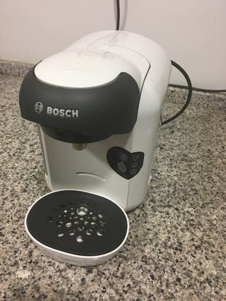 Cafetera de cápsulas Tassimo de Bosch