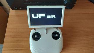 "Upair one mando emisora pantalla 7"""