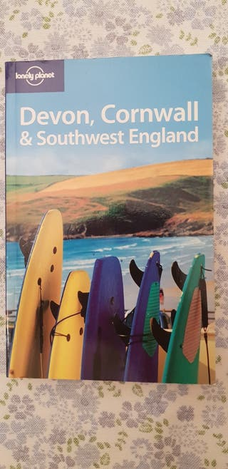 Devon, Cornwall & South of England Lonely Planet