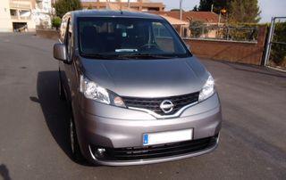 Nissan Evalia 2012