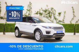 Land Rover Range Rover Evoque 2.0L TD4 Diesel 110kW 4x4 Pure Auto