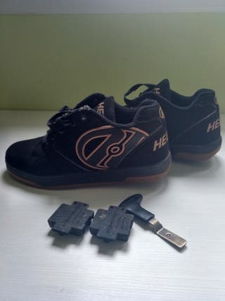 Zapatillas Heelys de ruedas n°38
