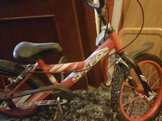 bicicleta niño de hasta 4 años