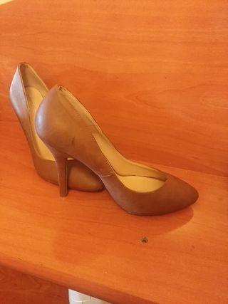 zapatos tacon marca lefties
