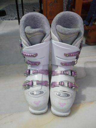 bota de esqui roxy
