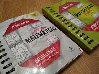 Pack: Matemáticas bachillerato
