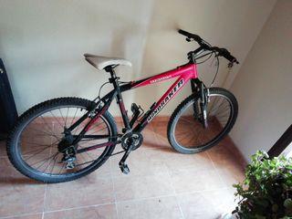 bicicleta montaña mondraker