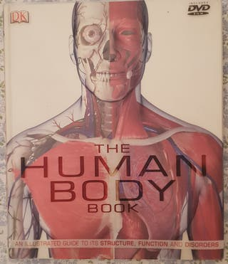 The Human Body book. Steve Parker (author)