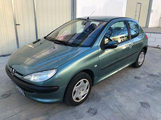 Peugeot 206 1.4 HDI 70cv 174.000km