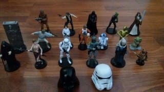 Figuras Star wars.