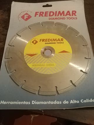 Disco Diamantado General Obra 230 Fredimar