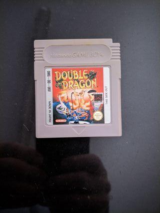 DOUBLE DRAGON GAME BOY