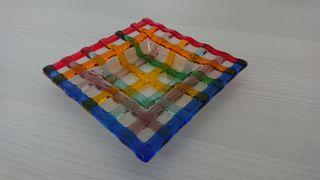 Cenicero Cristal Decorativo