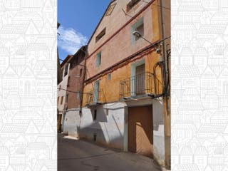 Casa adosada en Albalate del Arzobispo (Teruel)