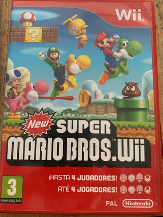 New Super Mario Bros Wii