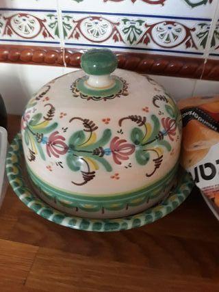 quesera ,cerámica