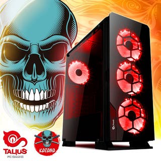 Ordenador Gaming Talius Katana I5, 16Gb, GTX1050