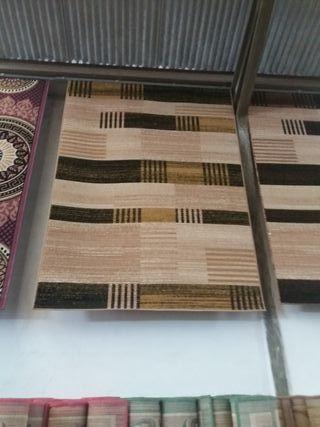 alfombra diseño moderno beis