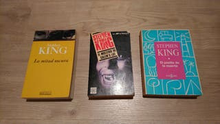 Novelas de terror / misterio / Stephen King..