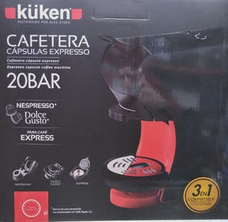 Cafetera 3en1 küken